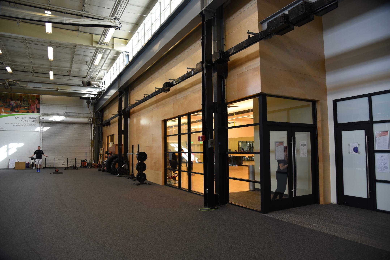 Timonium gym