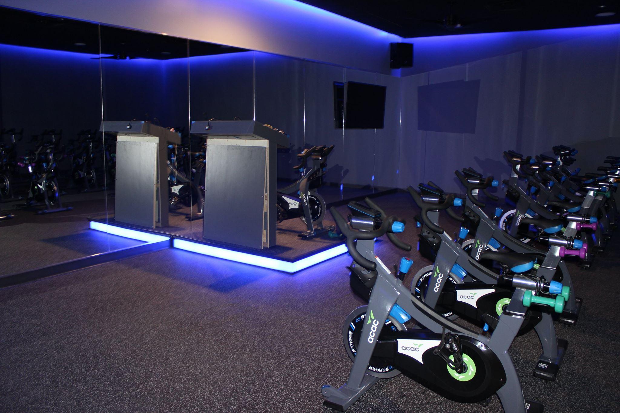 Timonium cycling studio